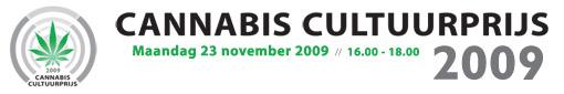 Cannabis Cultuurprijs 2009 - Hash, marijuana & hemp museum